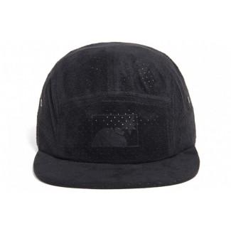 Boss 5-panel strap-back cap