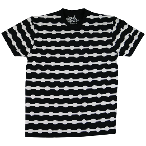 Fresh Goods Jagged Stripes Tee