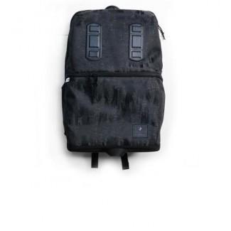SHRINE SNEAKER DAYPACK - BLACK CAMO